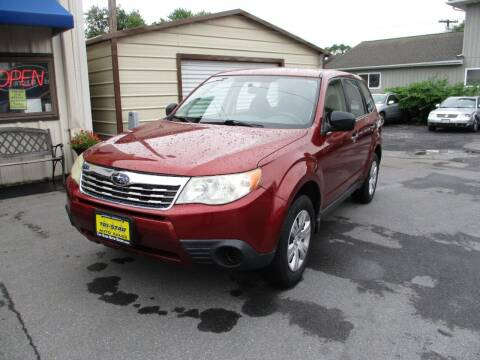2009 Subaru Forester for sale at TRI-STAR AUTO SALES in Kingston NY