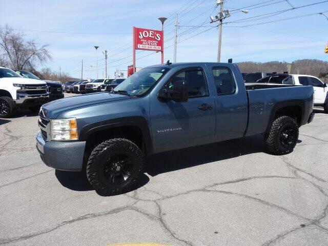 2012 Chevrolet Silverado 1500 for sale at Joe's Preowned Autos in Moundsville WV