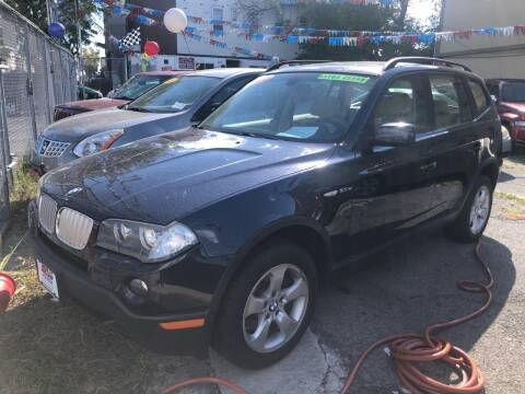 2008 BMW X3 for sale at GARET MOTORS in Maspeth NY