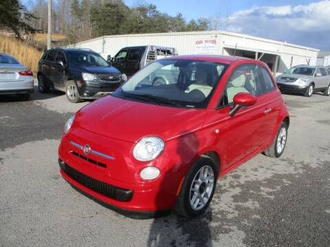 2014 FIAT 500 for sale at Mark Motors Inc in Gray KY