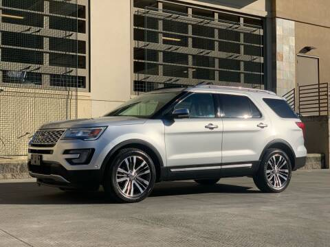 2017 Ford Explorer for sale at LANCASTER AUTO GROUP in Portland OR