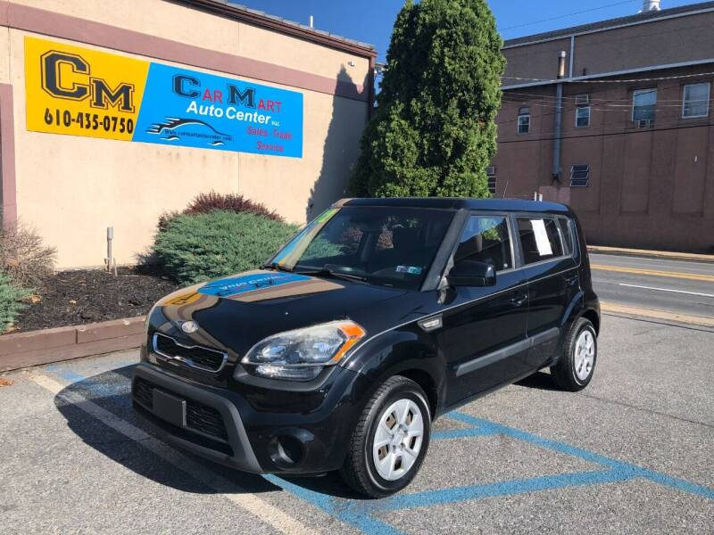 2012 Kia Soul for sale at Car Mart Auto Center II, LLC in Allentown PA