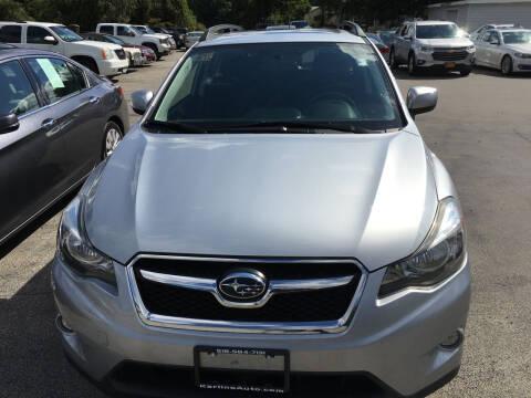 2013 Subaru XV Crosstrek for sale at Karlins Auto Sales LLC in Saratoga Springs NY