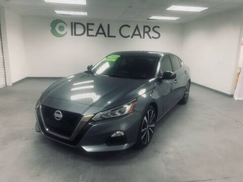 2019 Nissan Altima for sale at Ideal Cars Atlas in Mesa AZ