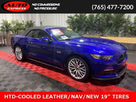 2016 Ford Mustang for sale at Auto Express in Lafayette IN