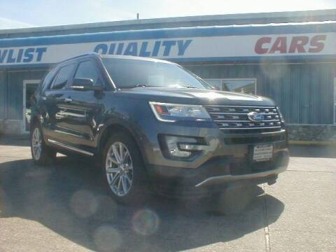 2017 Ford Explorer for sale at Dick Vlist Motors, Inc. in Port Orchard WA