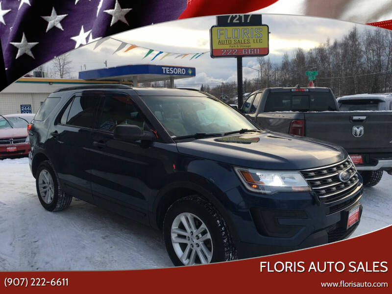2016 Ford Explorer for sale at FLORIS AUTO SALES in Anchorage AK