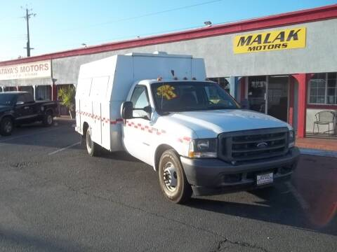 2003 Ford F-350 Super Duty for sale at Atayas Motors INC #1 in Sacramento CA