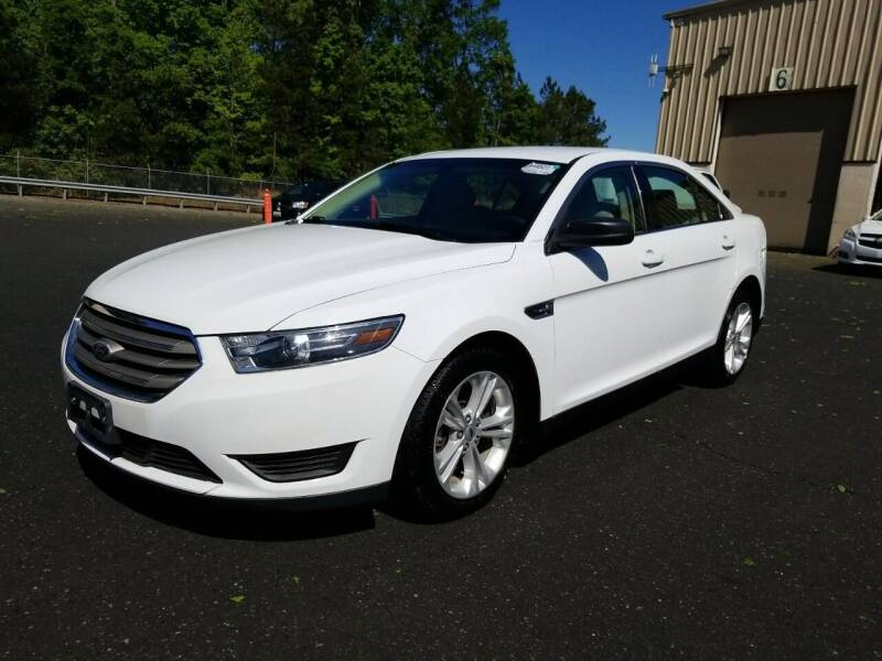 2015 Ford Taurus for sale at Matthew's Stop & Look Auto Sales in Detroit MI