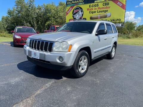 2007 Jeep Grand Cherokee for sale at US 30 Motors in Merrillville IN