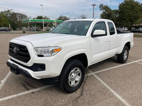 2017 Toyota Tacoma for sale at Borderline Auto Sales in Loveland OH
