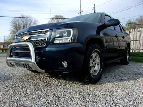 2007 Chevrolet Avalanche for sale at JEFF MILLENNIUM USED CARS in Canton OH