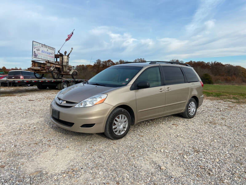 2010 Toyota Sienna for sale at Ken's Auto Sales & Repairs in New Bloomfield MO