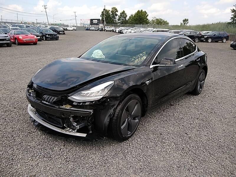 2019 Tesla Model 3 Base (Electric Motor;