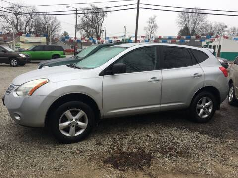 2010 Nissan Rogue for sale at Antique Motors in Plymouth IN