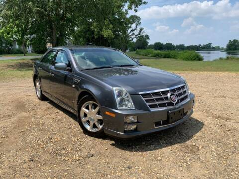 2008 Cadillac STS for sale at Ace's Auto Sales in Westville NJ
