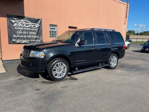 2011 Lincoln Navigator for sale at ENZO AUTO in Parma OH