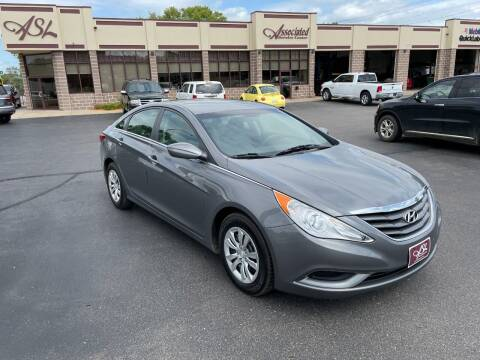 2011 Hyundai Sonata for sale at ASSOCIATED SALES & LEASING in Marshfield WI