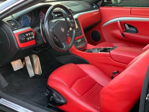 2009 Maserati GranTurismo for sale at Euro Zone Auto in Stanton CA