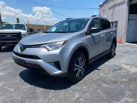2017 Toyota RAV4 for sale at Dallas Auto Drive in Dallas TX