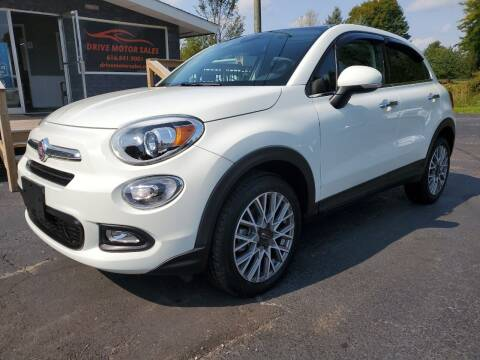 2017 FIAT 500X for sale at Drive Motor Sales in Ionia MI