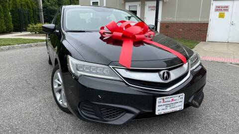 2016 Acura ILX for sale at Speedway Motors in Paterson NJ