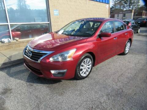 2015 Nissan Altima for sale at Southern Auto Solutions - 1st Choice Autos in Marietta GA