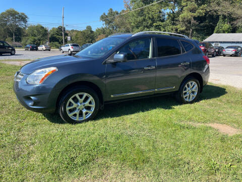 2012 Nissan Rogue for sale at Adairsville Auto Mart in Plainville GA