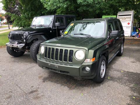 2007 Jeep Patriot for sale at Barga Motors in Tewksbury MA