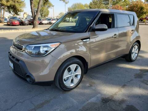 2015 Kia Soul for sale at Matador Motors in Sacramento CA