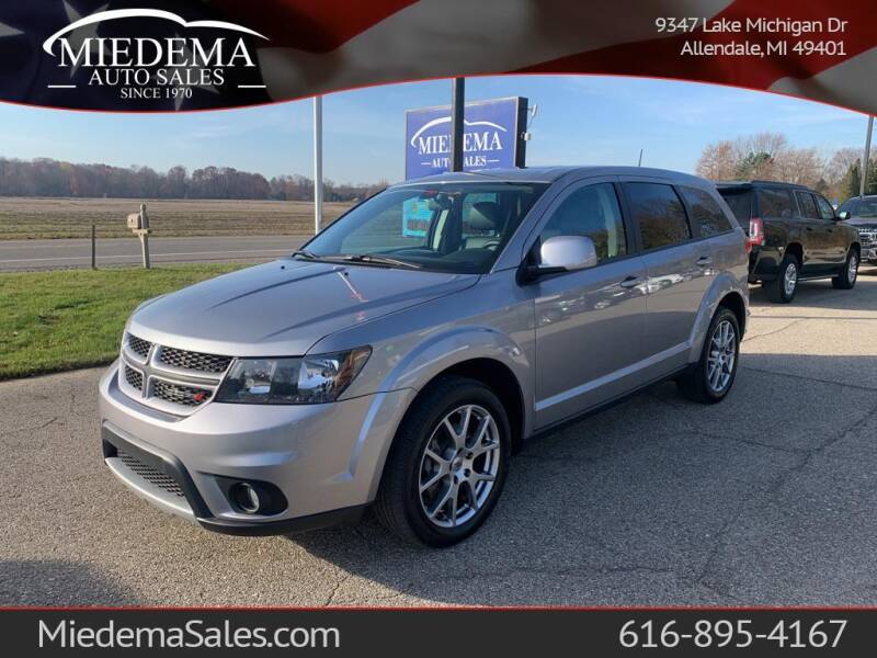 2018 Dodge Journey for sale at Miedema Auto Sales in Allendale MI