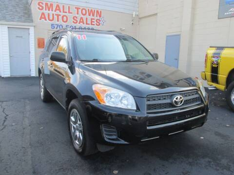 2011 Toyota RAV4 for sale at Small Town Auto Sales in Hazleton PA