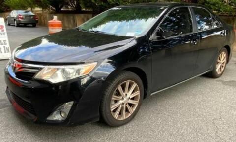 2014 Toyota Camry for sale at Klassic Cars in Lilburn GA