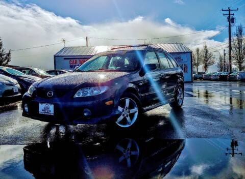 2003 Mazda Protege5 for sale at M AND S CAR SALES LLC in Independence OR
