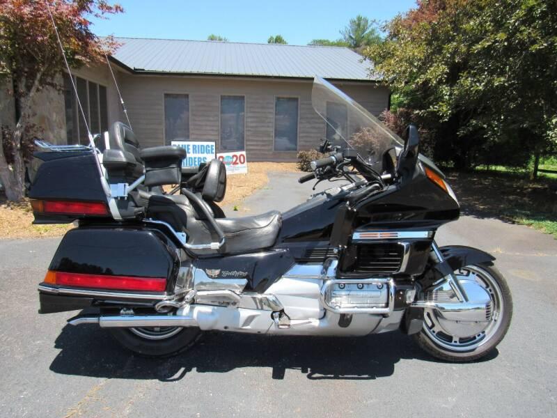 1993 Honda Goldwing 1500 for sale at Blue Ridge Riders in Granite Falls NC