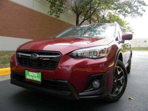 2019 Subaru Crosstrek for sale at Dasto Auto Sales in Manassas VA