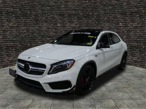 2016 Mercedes-Benz GLA for sale at Montclair Motor Car in Montclair NJ