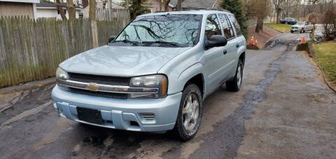 2008 Chevrolet TrailBlazer for sale at Mancuso Country Auto in Batavia NY