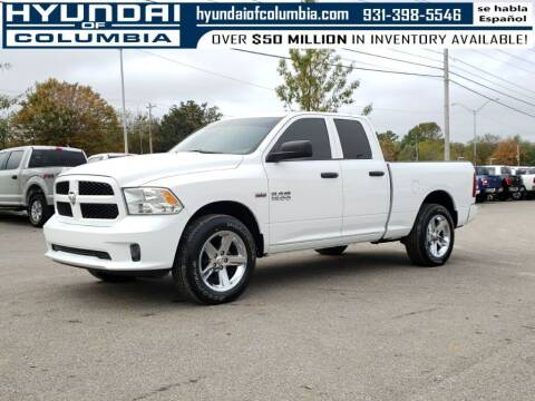 2017 RAM Ram Pickup 1500 for sale at Hyundai of Columbia Con Alvaro in Columbia TN