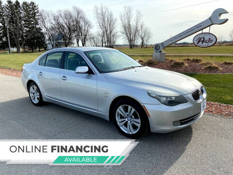 2009 BMW 5 Series for sale at TML AUTO LLC in Appleton WI