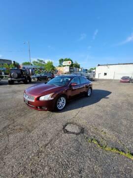 2011 Nissan Maxima for sale at Deals R Us Auto Sales Inc in Landsdowne PA