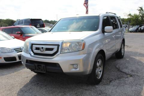 2010 Honda Pilot for sale at Global Vehicles,Inc in Irving TX
