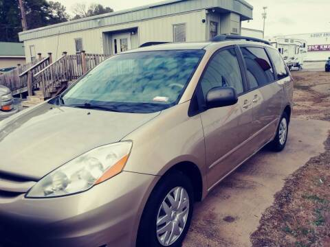 2007 Toyota Sienna for sale at AUTOPLEX 528 LLC in Huntsville AL