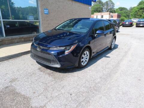 2020 Toyota Corolla for sale at Southern Auto Solutions - 1st Choice Autos in Marietta GA