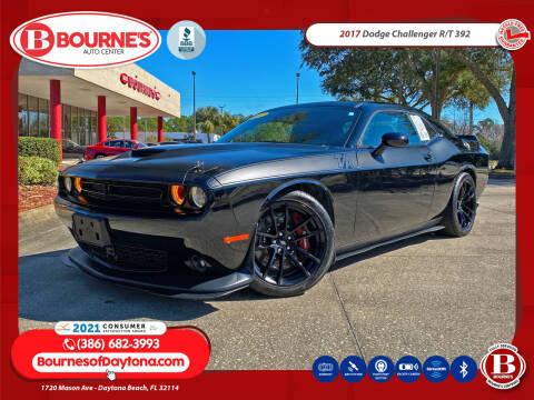2017 Dodge Challenger for sale at Bourne's Auto Center in Daytona Beach FL