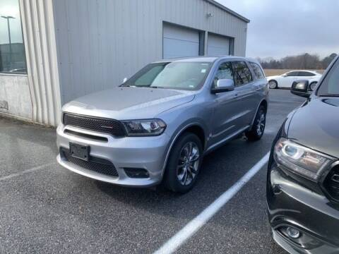 2020 Dodge Durango for sale at FRED FREDERICK CHRYSLER, DODGE, JEEP, RAM, EASTON in Easton MD