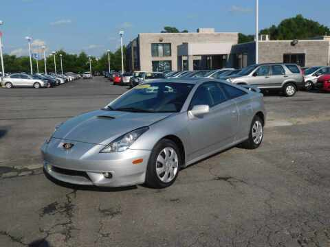 2001 Toyota Celica for sale at Paniagua Auto Mall in Dalton GA