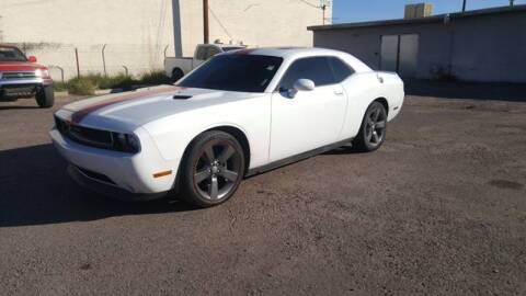 2013 Dodge Challenger for sale at Advantage Motorsports Plus in Phoenix AZ