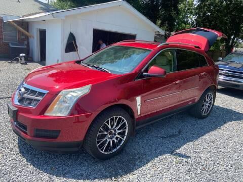 2011 Cadillac SRX for sale at American Auto in Rayville LA