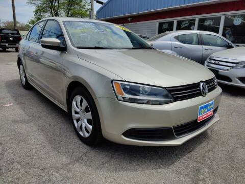 2013 Volkswagen Jetta for sale at Peter Kay Auto Sales in Alden NY